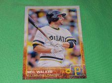 Buy MLB Neil Walker Pittsburgh Pirates 2015 Topps Baseball GD-VG