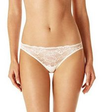 Buy A0248 Calvin Klein NEW F2598 Women's Perfectly Fit Sheer Floral Lace Bikini PR