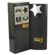 Buy Kiss Him by Kiss Eau De Toilette Spray 3.4 oz (Men)