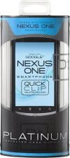 Buy 1 pcs Platinum GNC20SB Case & Holster for Google Nexus One Smartphone