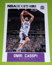 Buy NBA 2015-16 PANINI OMRI CASSPI KINGS SUPERSTAR #166 MNT