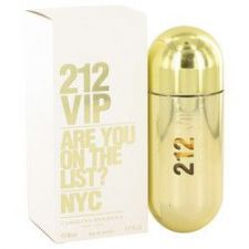 Buy 212 Vip by Carolina Herrera Eau De Parfum Spray 2.7 oz (Women)