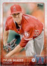 Buy 2015 Topps Series 1 #74 Tyler Skaggs Anaheim Angels