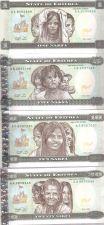 Buy Eritrea Banknote Set UNC