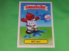 Buy RARE 2016 KIT SPIT GARBAGE PAIL KIDS Collectors Card Mnt