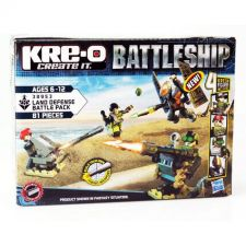 Buy KRE-O Battleship Land Defense Battle Pack (38953)