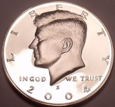 Buy 2004-S SPECTACULAR GEM PROOF KENNEDY HALF~FREE SHIPPING