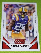 Buy NFL 2015 PANINI KWON ALEXANDER BUCCS SUPERSTAR ROOKIE #360 MNT