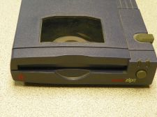 Buy No PSU - Iomega Zip (solid blue) External Drive Z 100 P2 PC MAC MB parallel port