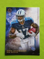 Buy NFL 2015 TOPPS VALOR DORIAL GREEN-BECKHAM TITANS SUPERSTAR ROOKIE MNT