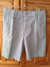 Buy Mens Quiksilver light blue shorts size 31