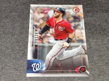 Buy MLB BRYCE HARPER NATIONALS SUPERSTAR 2016 BOWMAN BASEBALL GEM MNT
