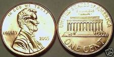 Buy 2005-P BRILLIANT UNCIRCULATED LINCOLN CENT<VERY NICE>!