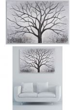 Buy ETCHED OIL PAINTING