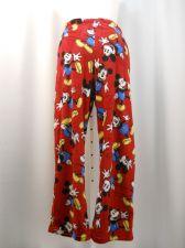 Buy Disney Mickey Mouse Fleece PJ Bottoms Lounge Sleepwear Size XXL (20)