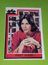 Buy VINTAGE 1977 CHARLIES ANGELS TELEVISION SERIES COLLECTORS CARD #196 GD-VG