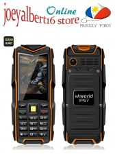 Buy VKworld Stone V3 GSM Phone - IP67 Waterproof Rating, 5200mAh Battery Power Bank,