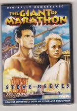 Buy The Giant Of Marathon (color) new factory sealed DVD Steve Reeves Mario Bava