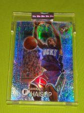 Buy NBA MARCUS HALSLIP BUCKS 2003 TOPPS CHROME BOX TOPPER ECASSED /1899 GEM MNT
