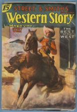 Buy Street & Smith's Western Story Magazine [v124 #5, September 23, 1933]~7