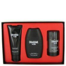 Buy DRAKKAR NOIR by Guy Laroche Gift Set -- 3.4 oz Eau De Toilette Spray + 3.4 oz After S
