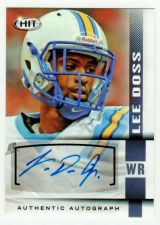 Buy NFL 2014 Sage Hit Lee Doss AUTO RC MNT HIGH BOOK VALUE
