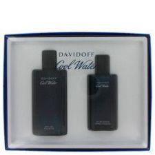Buy COOL WATER by Davidoff Gift Set -- 4.2 oz Eau De Toilette Spray + 2.5 oz After Shave