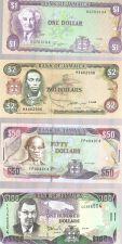 Buy Jamaica Banknote Set