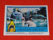 Buy RETRO JAWS IN 3-D 1983 MCA COLLECTORS CARD #22 MNT