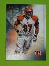 Buy NFL 2015 TOPPS VALOR GENO ATKINS BENGALS SUPERSTAR MNT