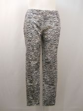 Buy SIZE XXL 20 Womens Knit Jeggings FADED GLORY Geometric Abstract Print Inseam 30