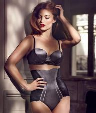 Buy SH0009 Scandale Shapewear NEW No-7 High Waist Pants Women's Laced Body Shaper PR
