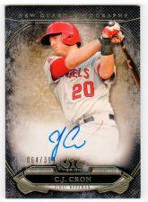 Buy MLB 2015 TOPPS TIER ONE C.J. CRON AUTO /399 MNT