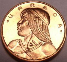 Buy Rare Proof Panama 1967 1 Centesimo~Urraca~Low Mintage 19,983~Free Shipping
