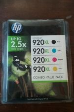 Buy 920 XL HP COMBO PACK ink jet OfficeJet 6000 6500 A 7000 7500 7500A printer