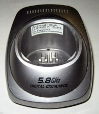 Buy PQLV30042ZAM PANASONIC remote base - KX TGA560M TG5432M TG5632 charger phone ac