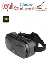 Buy VR 3D Headset - 3 To 6 Inch Phones, 3D Side By Side Video, Adjustable Interpupil