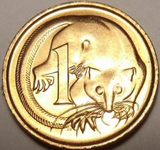 Buy Australia Gem Unc 1981 Cent~Ring-Tailed Opossum~We Have Australian Coins~Free Sh