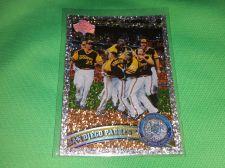 Buy MLB PADRES TEAM 2011 TOPPS DIAMOND ANNIVERSARY BASEBALL MNT