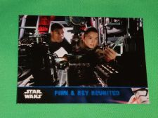 Buy 2016 Topps Star Wars Finn and Rey reunited Collectors Card Mnt