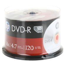 Buy HP Branded 16X DVD-R Media 50 Pack in Cake Box (DM16050CB)