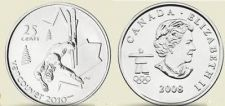 Buy UNC CANADA OLYMPIC 2008 FREESTYLE SKIING QUARTER~F/S!!!