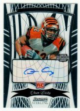 Buy NFL 2009 Bowman Sterling Quan Cosby BENGALS AUTO RC /299 MNT