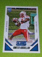 Buy NFL 2015 PANINI AMEER ABDULLAH LIONS SUPERSTAR ROOKIE #385 MNT