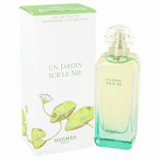 Buy Un Jardin Sur Le Nil By Hermes Eau De Toilette Spray 3.4 Oz