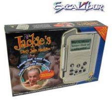 Buy Excalibura Jackie Marting Dirty Joke Machine