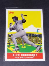 Buy MLB ALEX RODRIGUEZ YANKEES 2007 TOPPS GD-VG
