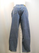 Buy Route 66 Stonewashed Tapered Leg 38x30 High Waist Average Fit Jeans Size 20