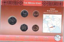 Buy United Arab Emirates 5 Coin Set