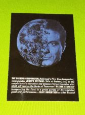 Buy VINTAGE THE OUTER LIMITS SCI-FI SERIES 1997 MGM COLLECTORS CARD #3 NMNT